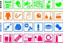 垃圾分类标志